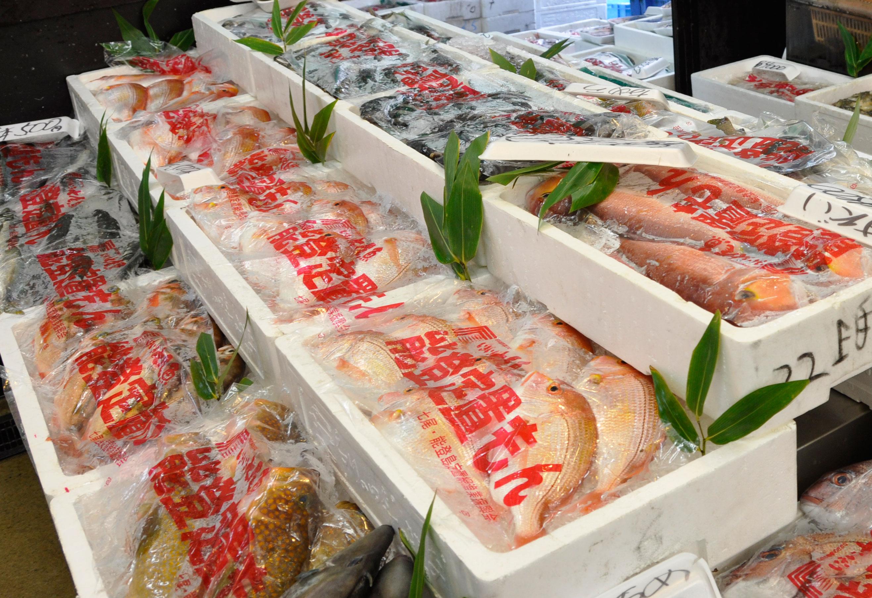 お刺身盛り合わせ通販は魚種が豊富な能登の海からお届け